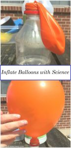 Inflate a Balloon with This Science Experiment