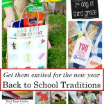 15 Fun Back to School Traditions