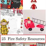 Fire Safety Activities for Fire Prevention Month