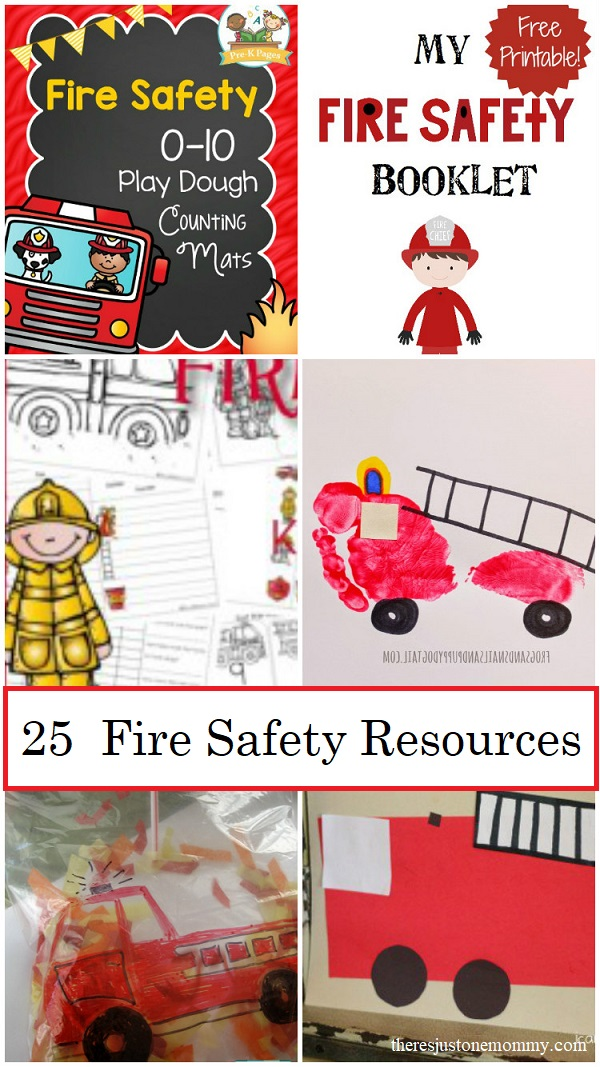 25 fire safety resources for fire safety week in October