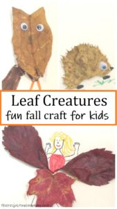 leaf craft for kids