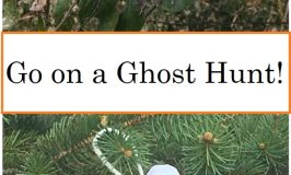 Go on a Candy Ghost Hunt!