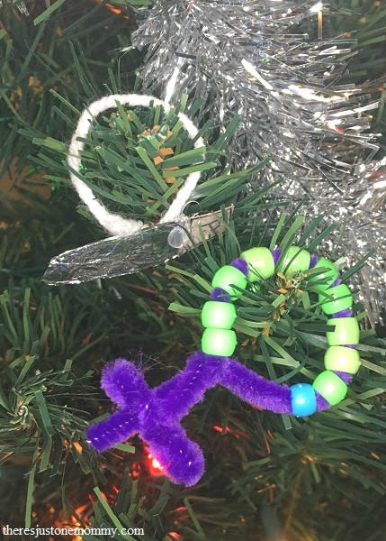 ornaments for kids Jesse tree -- simple homemade ornaments to teach the Bible