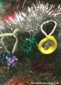 homemade Jesse tree ornaments kids can make