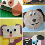Adorable Dog Crafts, Perfect for 2018: Year of the Dog