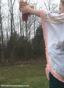 STEM activity for spring: egg drop
