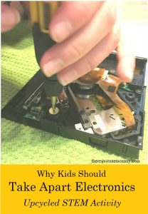 Your Kids Should Be Taking Apart Electronics!