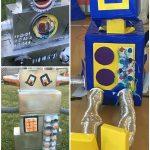Create Big-Time Fun with Cardboard Box Robots