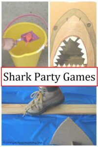 shark games for kids