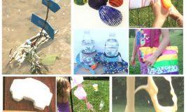 backyard summer camp activities