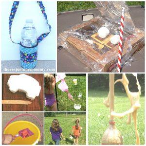 DIY summer camp ideas