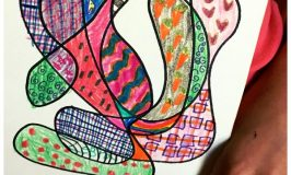 How to Beat Boredom with Scribble Art