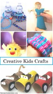 creative kid crafts for kids of all ages