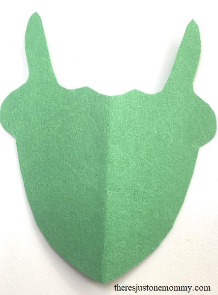 head shape for dragon craft