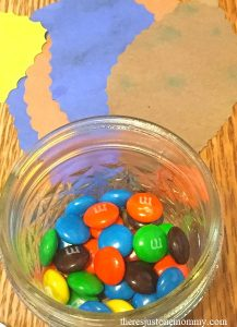 turkey candy jar craft