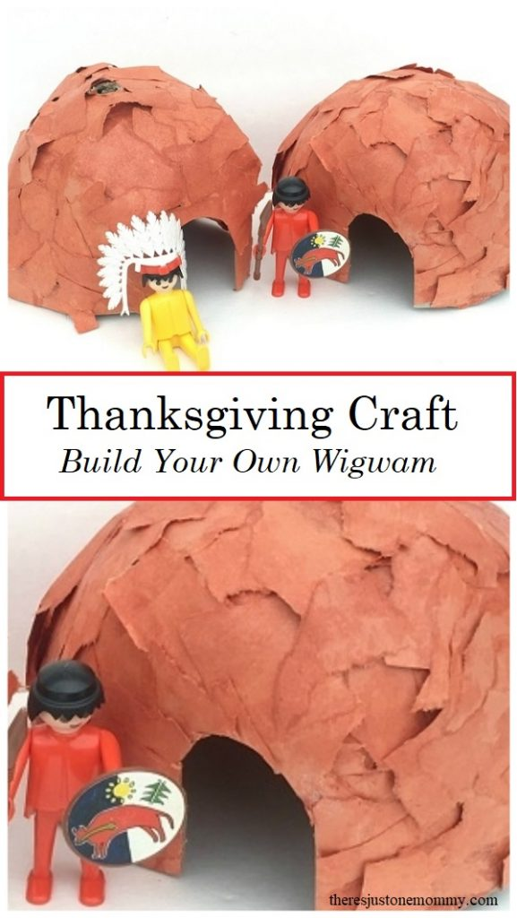 Thanksgiving craft for elementary students
