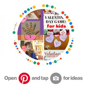 kids Valentine's Day crafts & activities