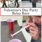 Valentine's Day party game for kids