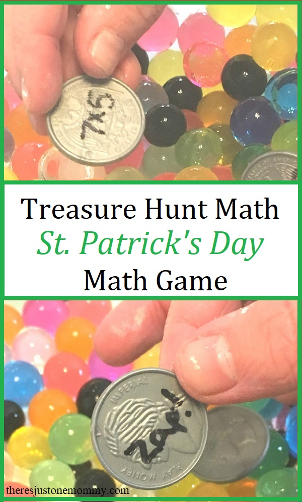 fun St. Patrick's Day math activity for kids
