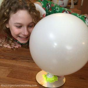 balloon STEM activity