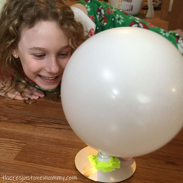 balloon STEM activity