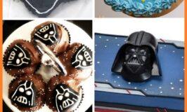 star wars darth vader cake ideas