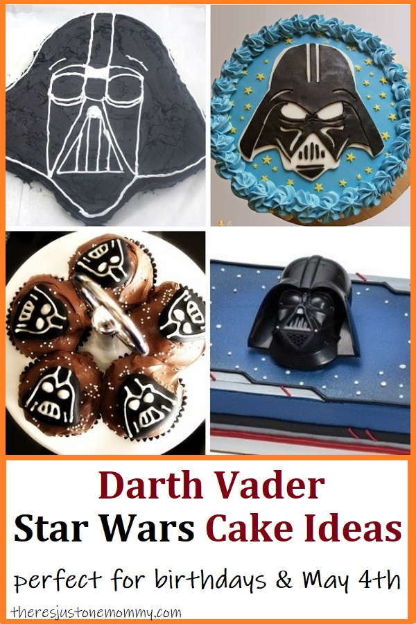 star wars darth vader cake ideas