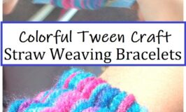 how to do straw weaving