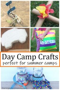 fun day camp craft ideas