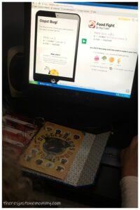 using Bitsbox to teach kids to code