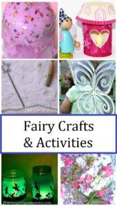 fairy activities and craft ideas