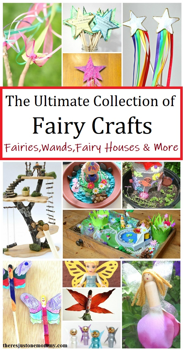 fun fairy crafts for kids