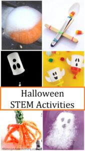 STEM activities for Halloween