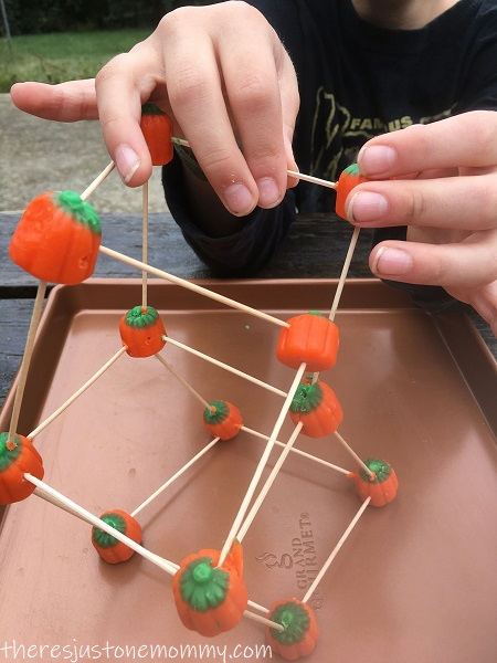 STEM activity for Halloween