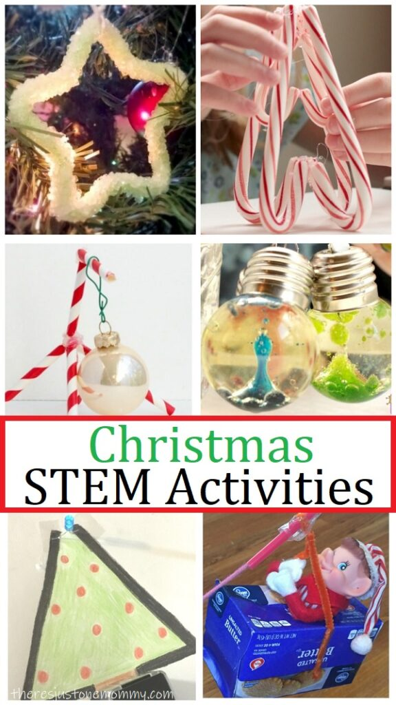 STEM Activities for Christmas