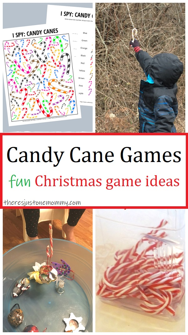 fun candy cane game ideas
