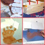 fun preschool & kindergarten Mayflower crafts