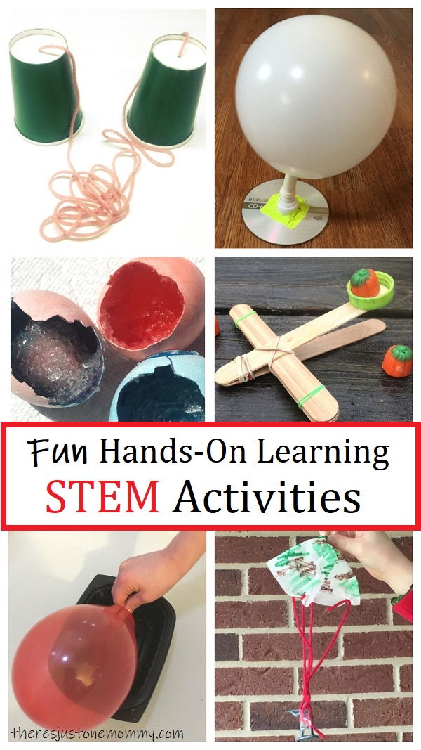 STEM challenges for elementary kids