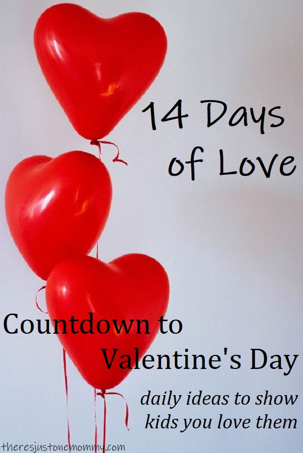 shower your kids with love this Valentine's Day with these ideas