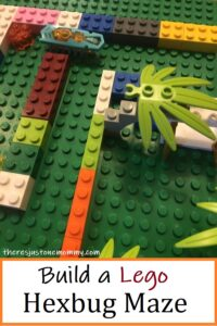 STEM challenge with Legos