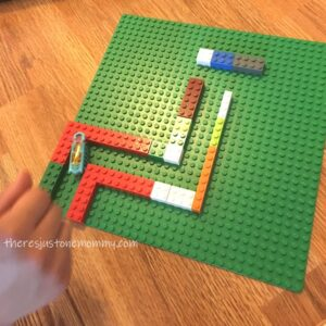 building a lego maze for Hexbugs