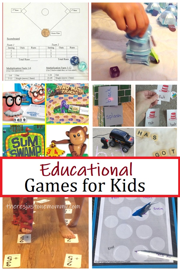 games that are educational