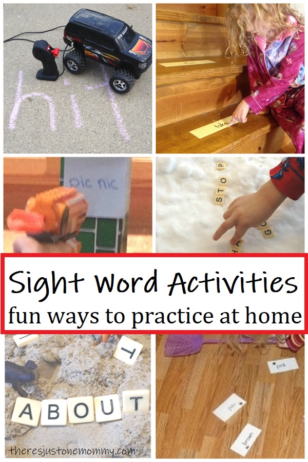 sight word games for kids