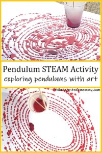 how to do pendulum painting
