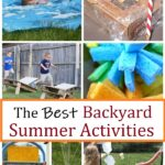 fun backyard activities for summer