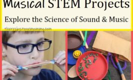 STEAM activities to explore the science of sound