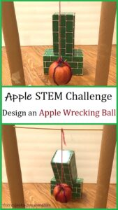 wrecking ball STEM challenge