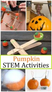 pumpkin STEM challenges for fall