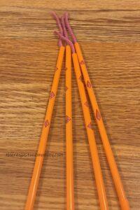 drinking straw STEM activity