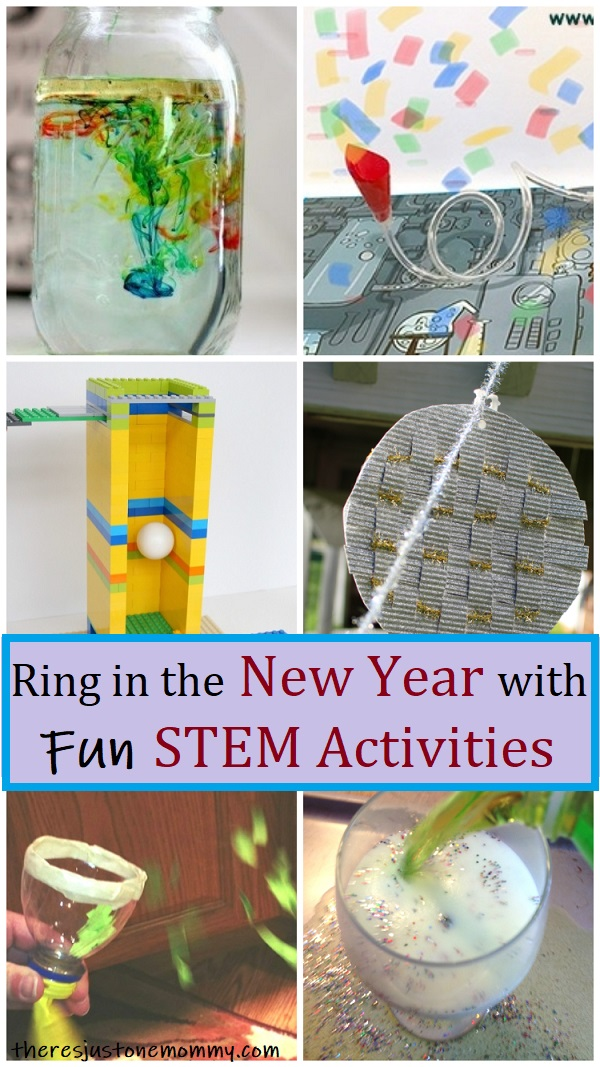 STEM Activities for New Years